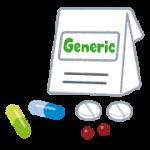バイアグラ(先発医薬品)とジェネリック(後発品)の違いやジェネリック医薬品について