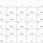 12月の診療カレンダー